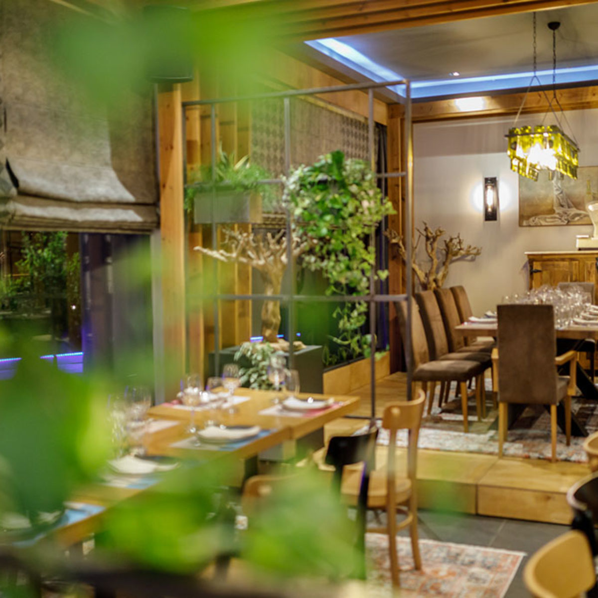 Yiamas Gastro Bar - Εστιατόριο Καλαμάτα - Χώρος 1