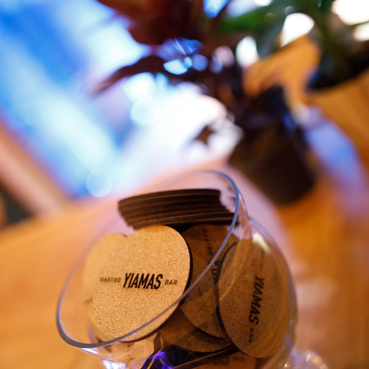 Yiamas Gastro Bar - Εστιατόριο Καλαμάτα - Χώρος