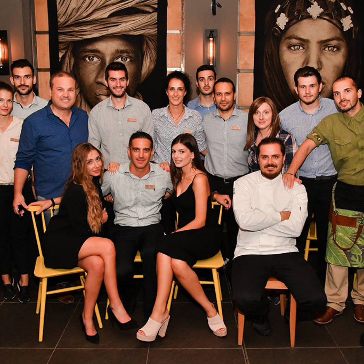 Yiamas Gastro Bar - Καλαμάτα - Μοντέρνα Ευρωπαϊκή Κουζίνα - Team 7
