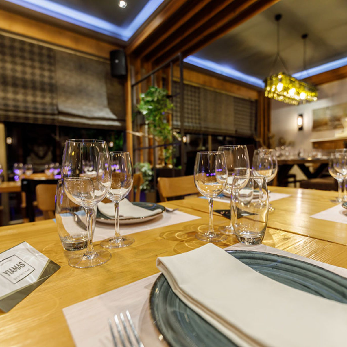 Yiamas Gastro Bar - Restaurant Καλαμάτα - Χώρος 7