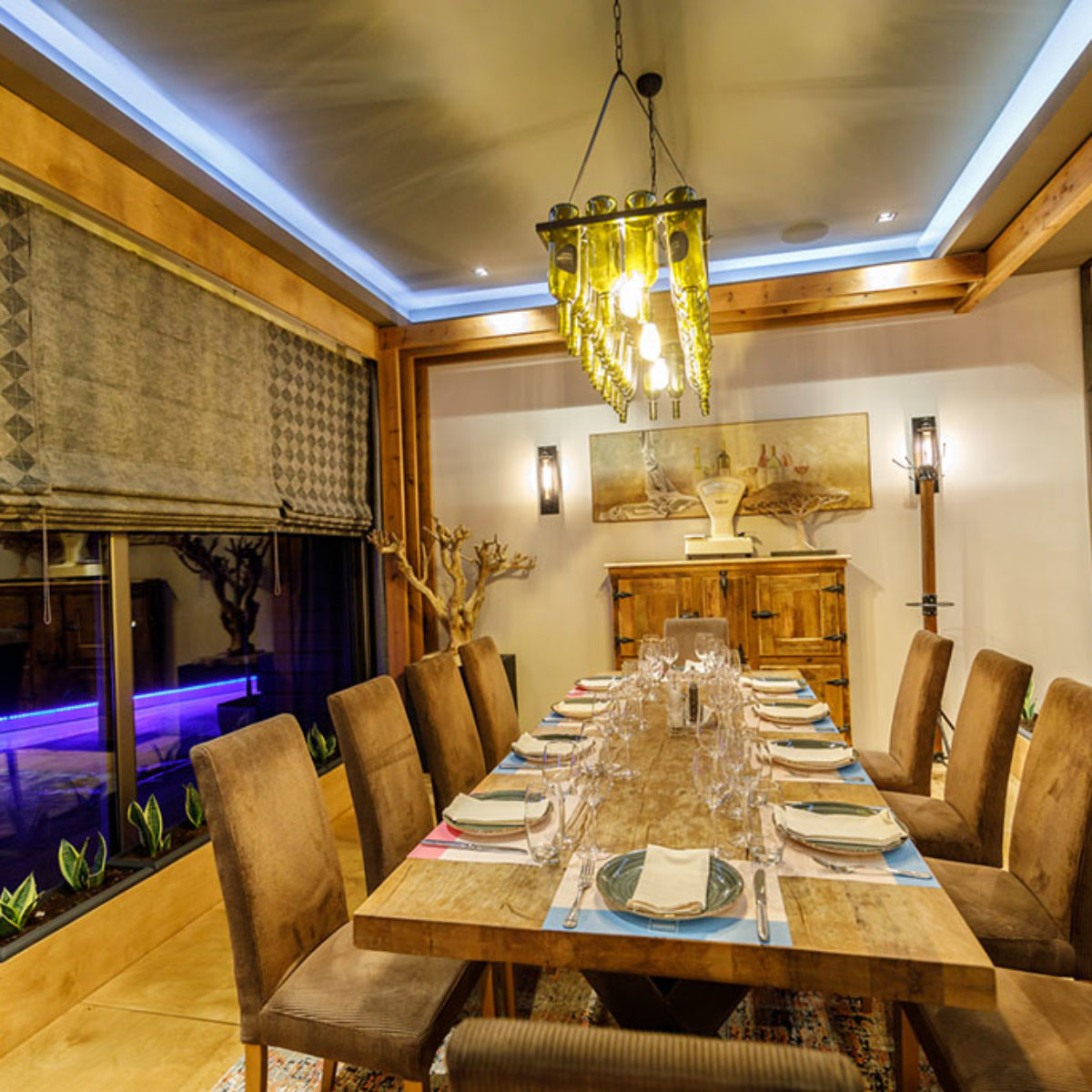 Yiamas Gastro Bar - Καλαμάτα - Restaurant - Χώρος 2