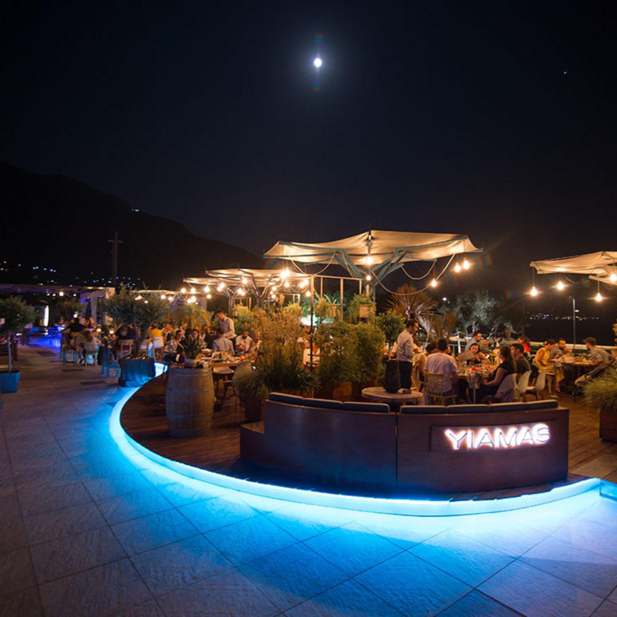 Yiamas Gastro Bar - Restaurant Καλαμάτα - Μοντέρνα Ευρωπαϊκή Κουζίνα