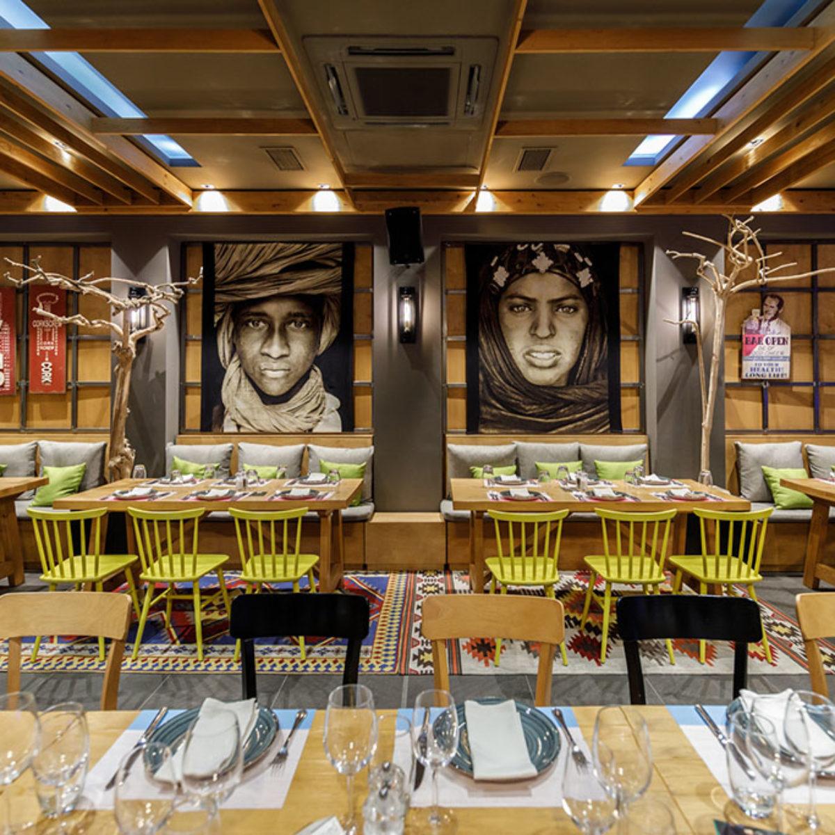 Yiamas Gastro Bar - Restaurant Καλαμάτα - Μοντέρνα Ευρωπαϊκή Κουζίνα menu - Χώρος 4