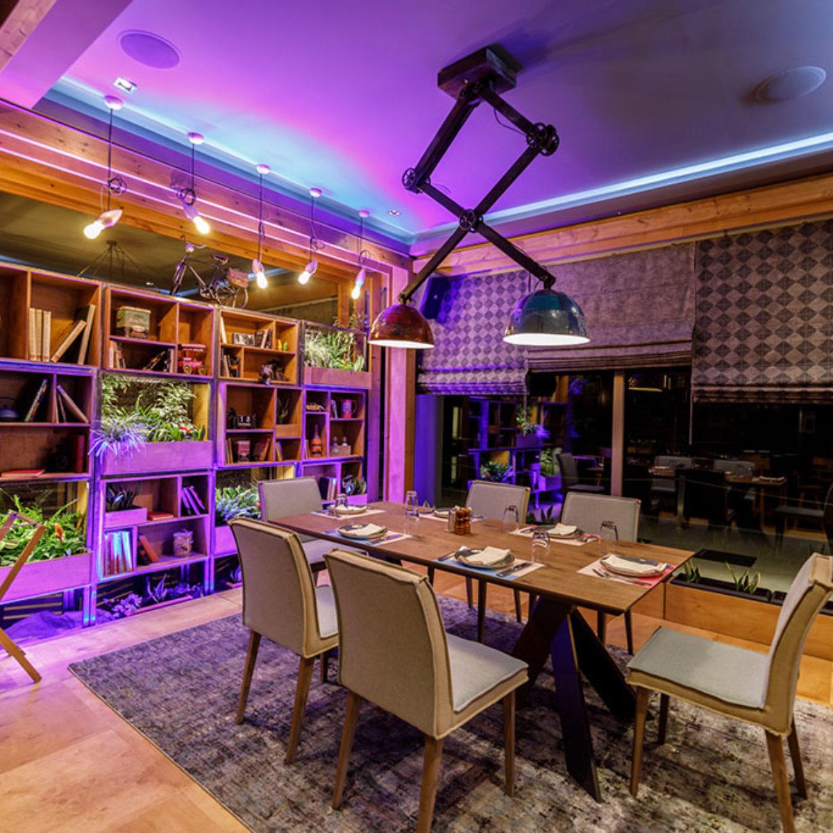 Yiamas Gastro Bar - Restaurant Καλαμάτα - Χώρος